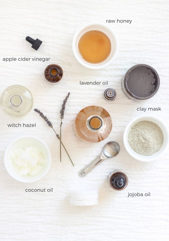 Natural  remedies  for beautiful skin to try this summer.