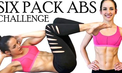 How to get 6 pack abs at home