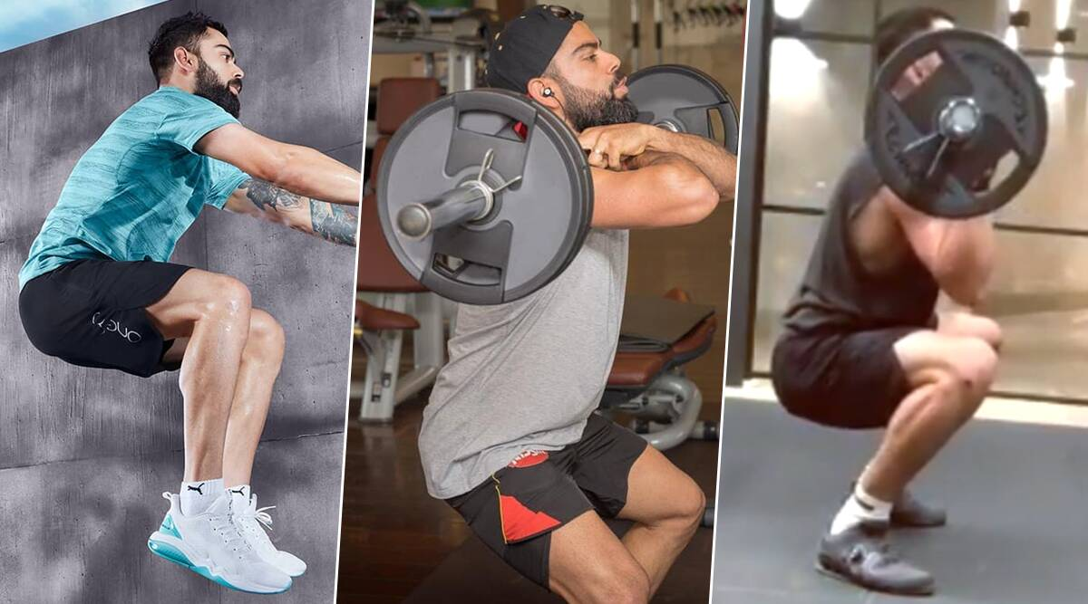 Virat Kohli Fitness