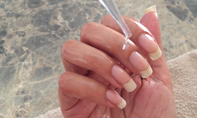 Cuticle Oil At Home