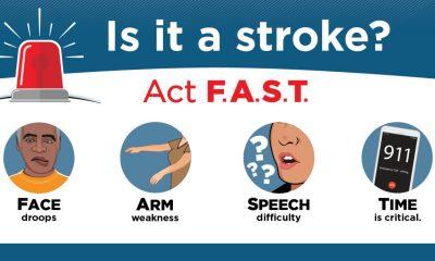 symptom of stroke