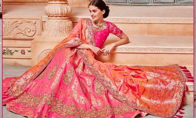 designer bridal lehenga under 50000