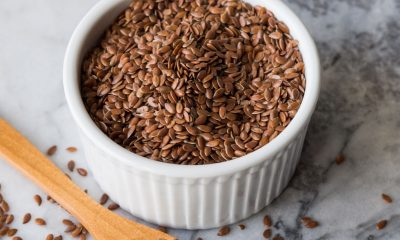 flax seeds for hair