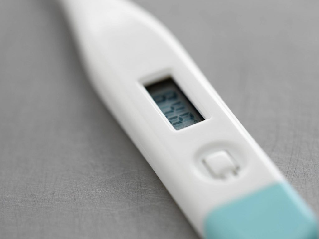 pregnancy test at home
