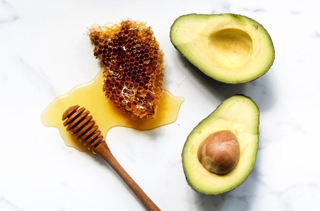 honey face pack