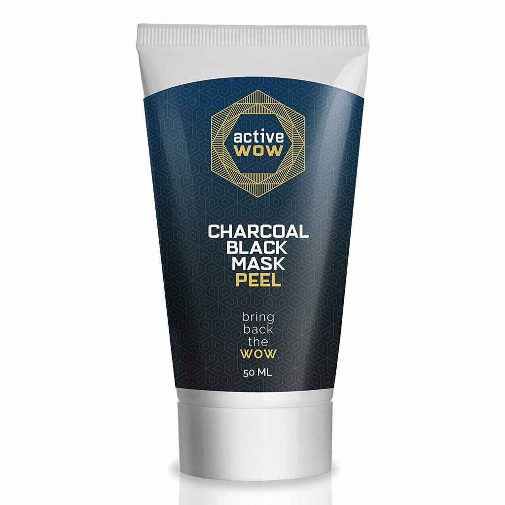 best charcoal peel off mask