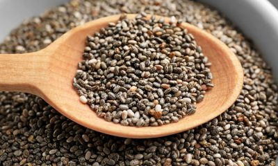DIY recipes with chia seeds that will nourish your skin