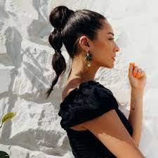 Ways to make boring ponytail look cute and fun