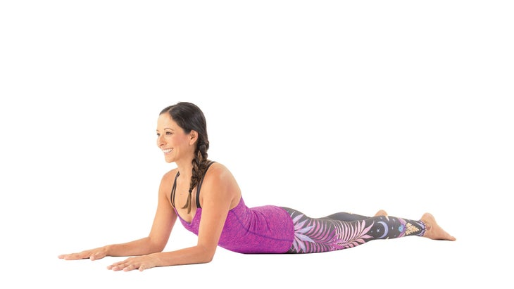 Yoga for back pain - 5 effective poses