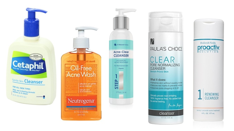 The best selling facial cleansers for combination skin that work wonders